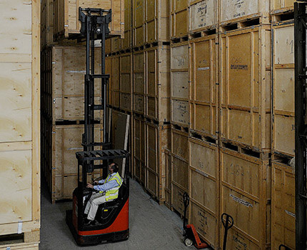 Ollands short and long-term storage solutions and services